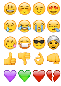 How Emojis Are Creeping Into The Courtroom