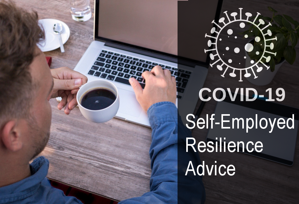 Covid-19 Self-Employed Resilience Advice
