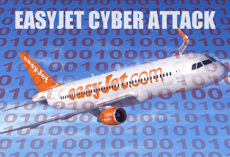 EasyJet Cyber Attack