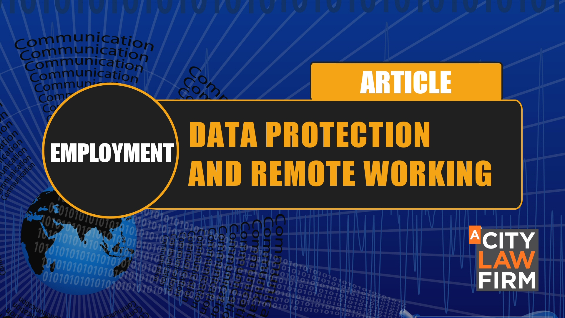 Data Protection and Remote Working