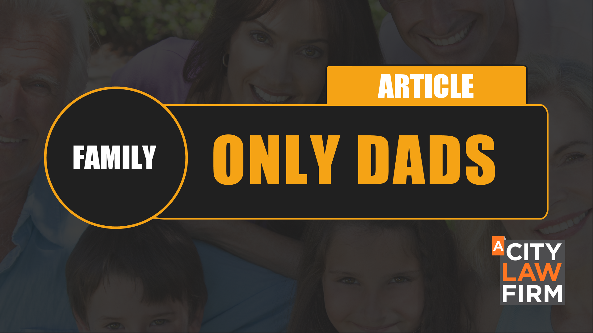 Only Dads Article